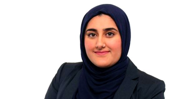 Mehwish Ahmed, Energy expert trainee, Finland